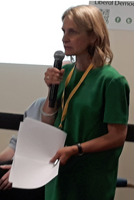 Climate Emergency meeting with Wera Hobhouse MP (Kevin Daws)