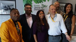 Eco-Apartheid - Speakers + Graham Neale 2 (Kevin Daws)
