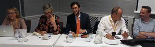 Net Funding Zero - panel of speakers (Kevin Daws)